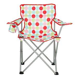 John Lewis Bright Dot Folding Chair