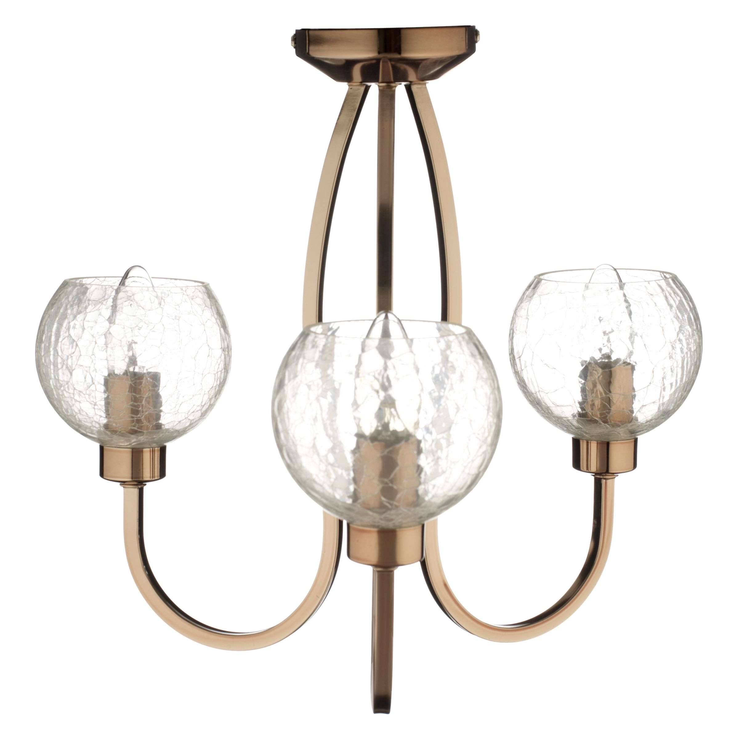 Ceiling Light Fittings At John Lewis : John lewis tirenzo ceiling light bronze arm review