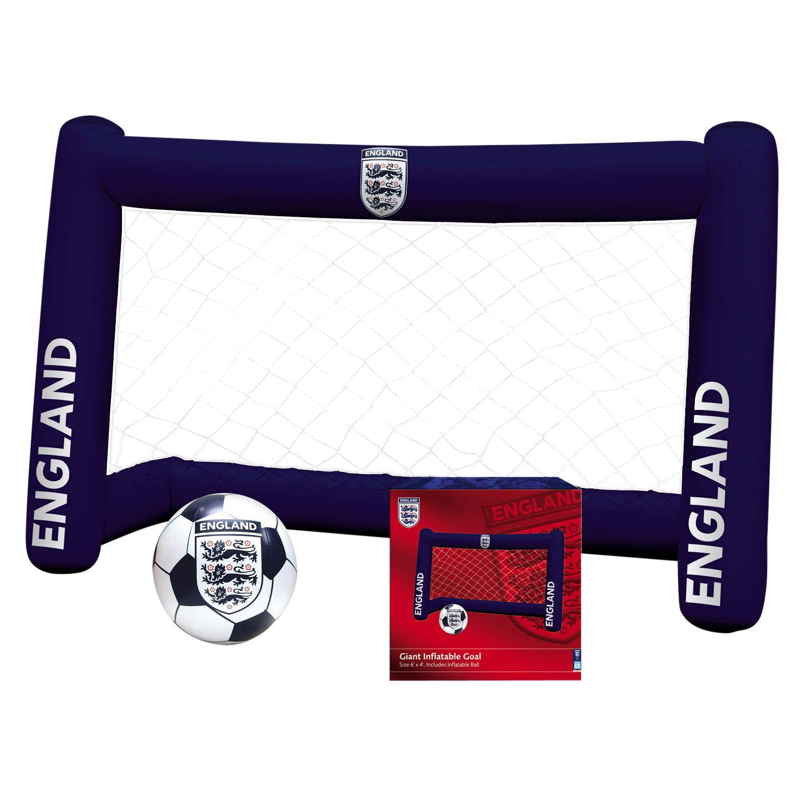 Inflatable England Goals, Blue