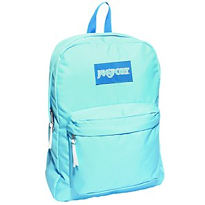 Jansport Superbreak Backpack, Calypso Blue
