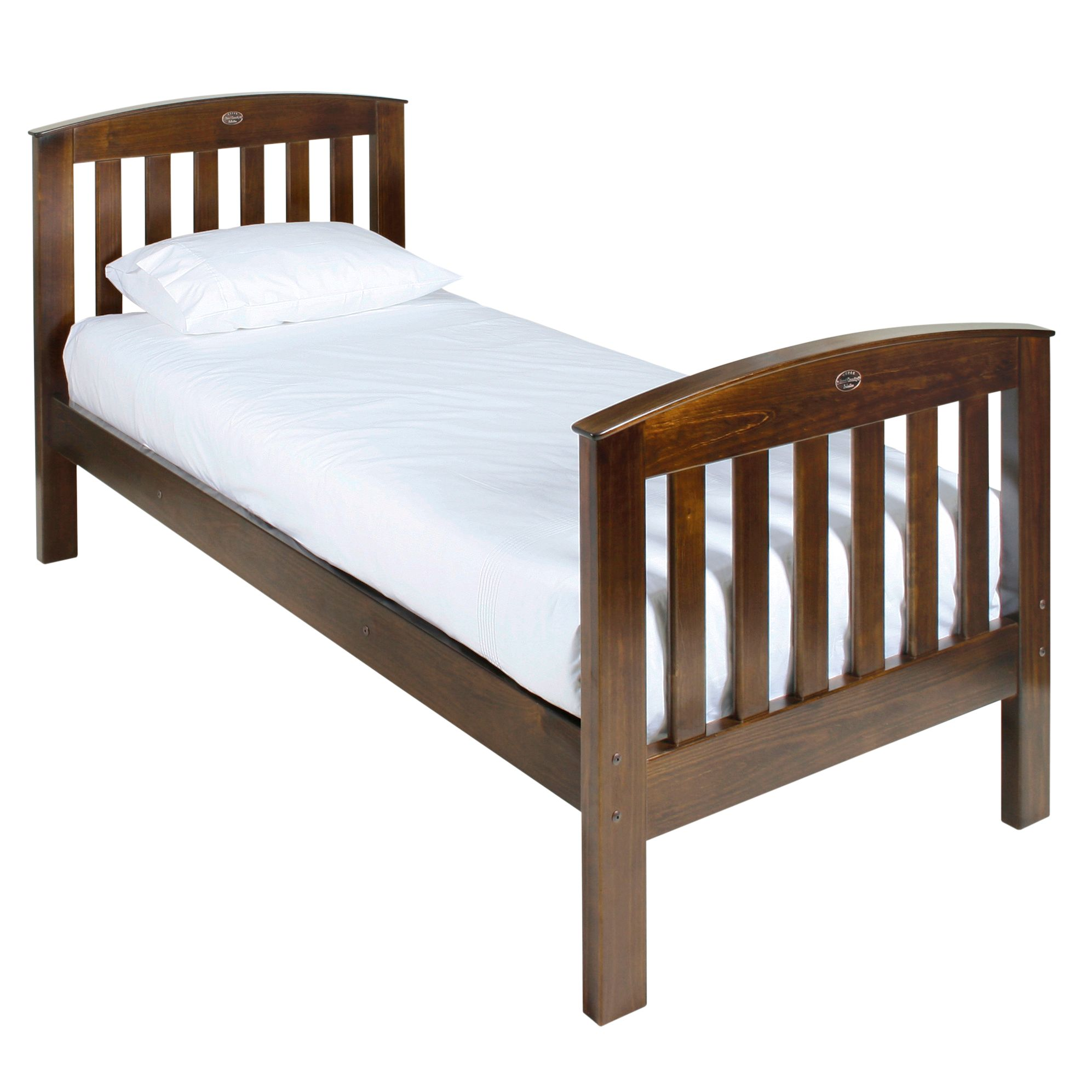 Classic Single Bedstead, English Oak