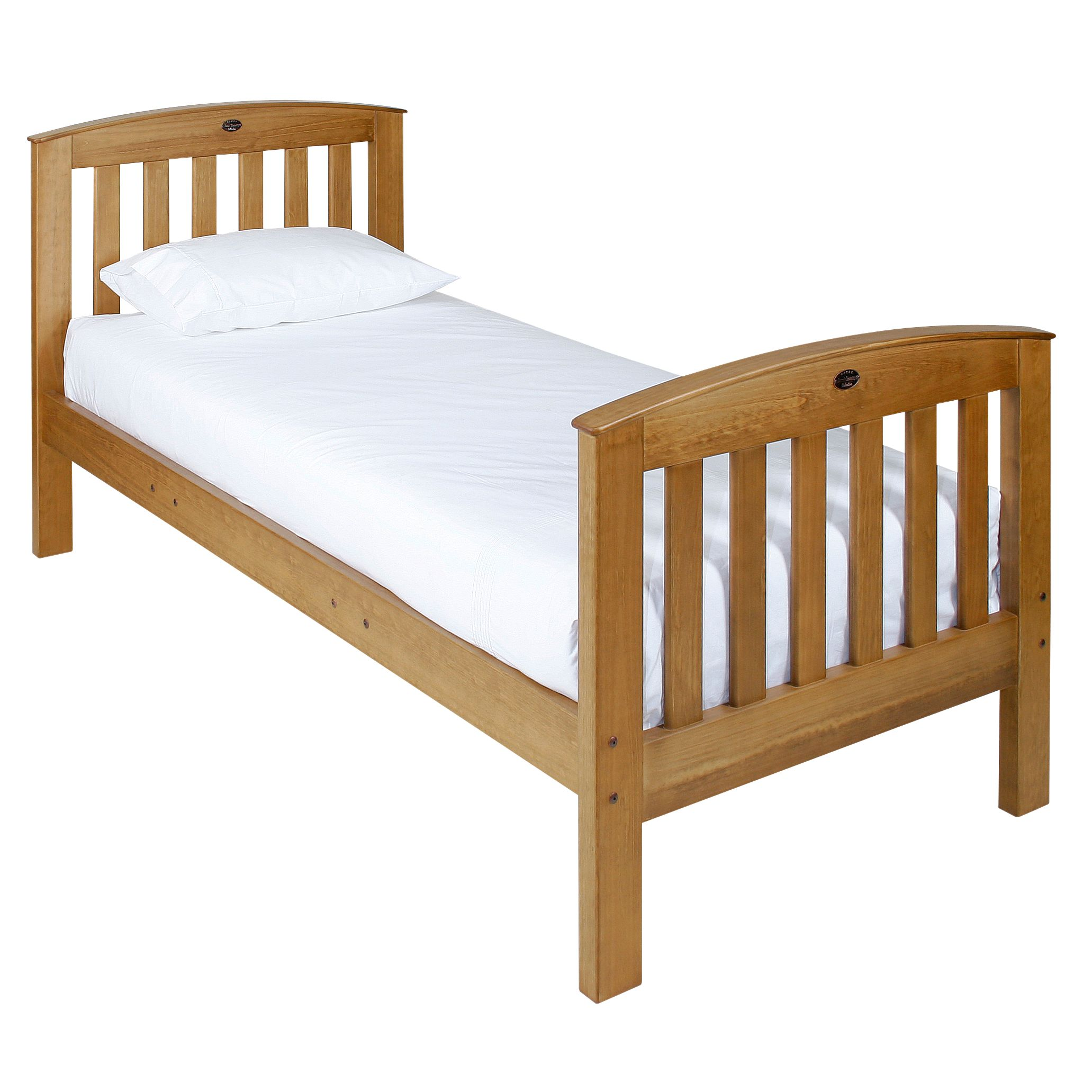 Classic Single Bedstead, Heritage Teak