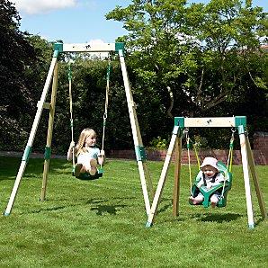 TP Forest 'Growable' Acorn Swing Frame