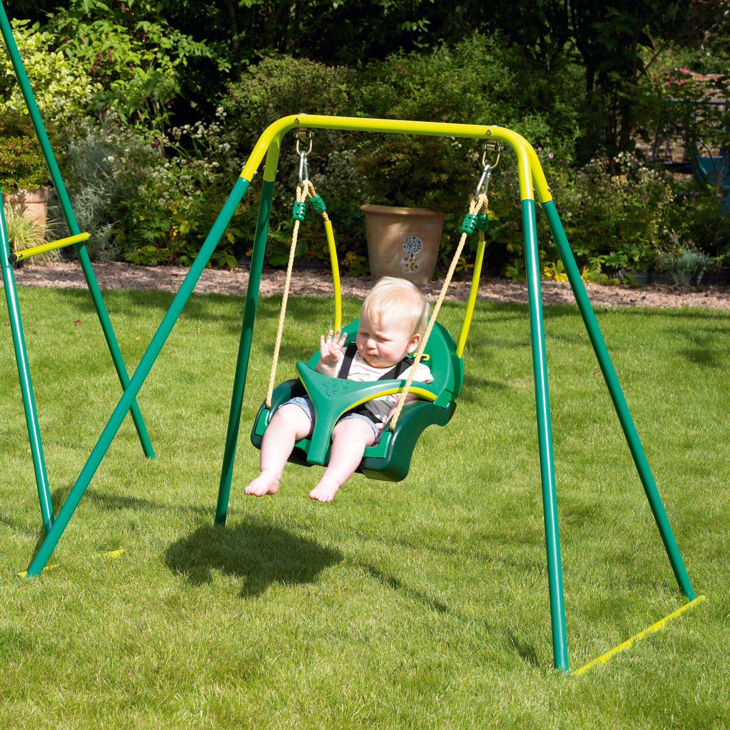 TP King Fisher Swing with Quadpod