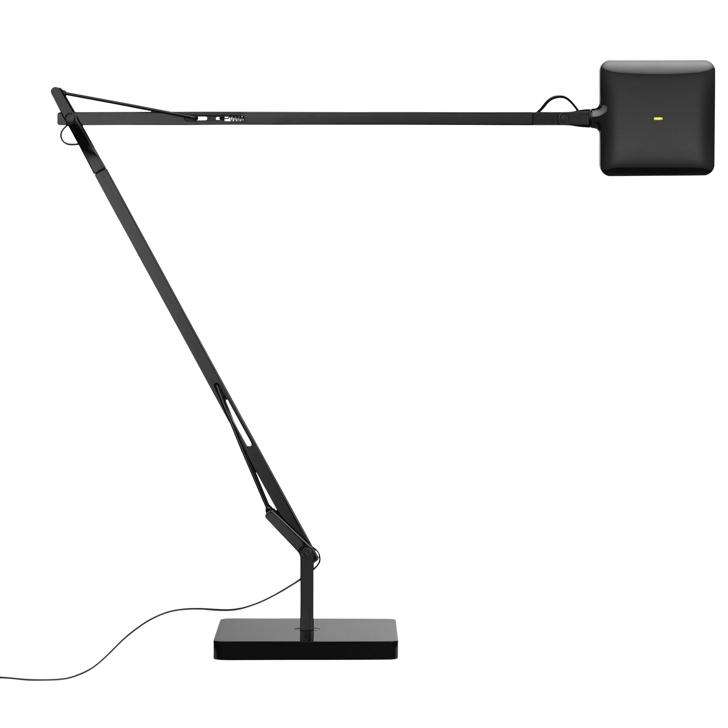 Flos Kelvin LED Task Lamp, Black at JohnLewis