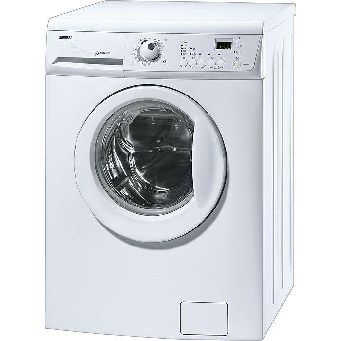 Zanussi ZWG6165 Washing Machine, White at John Lewis