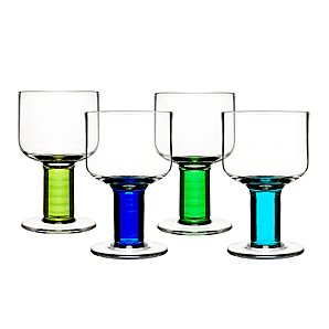 Sagaform Club Wine / All Purpose Glasses