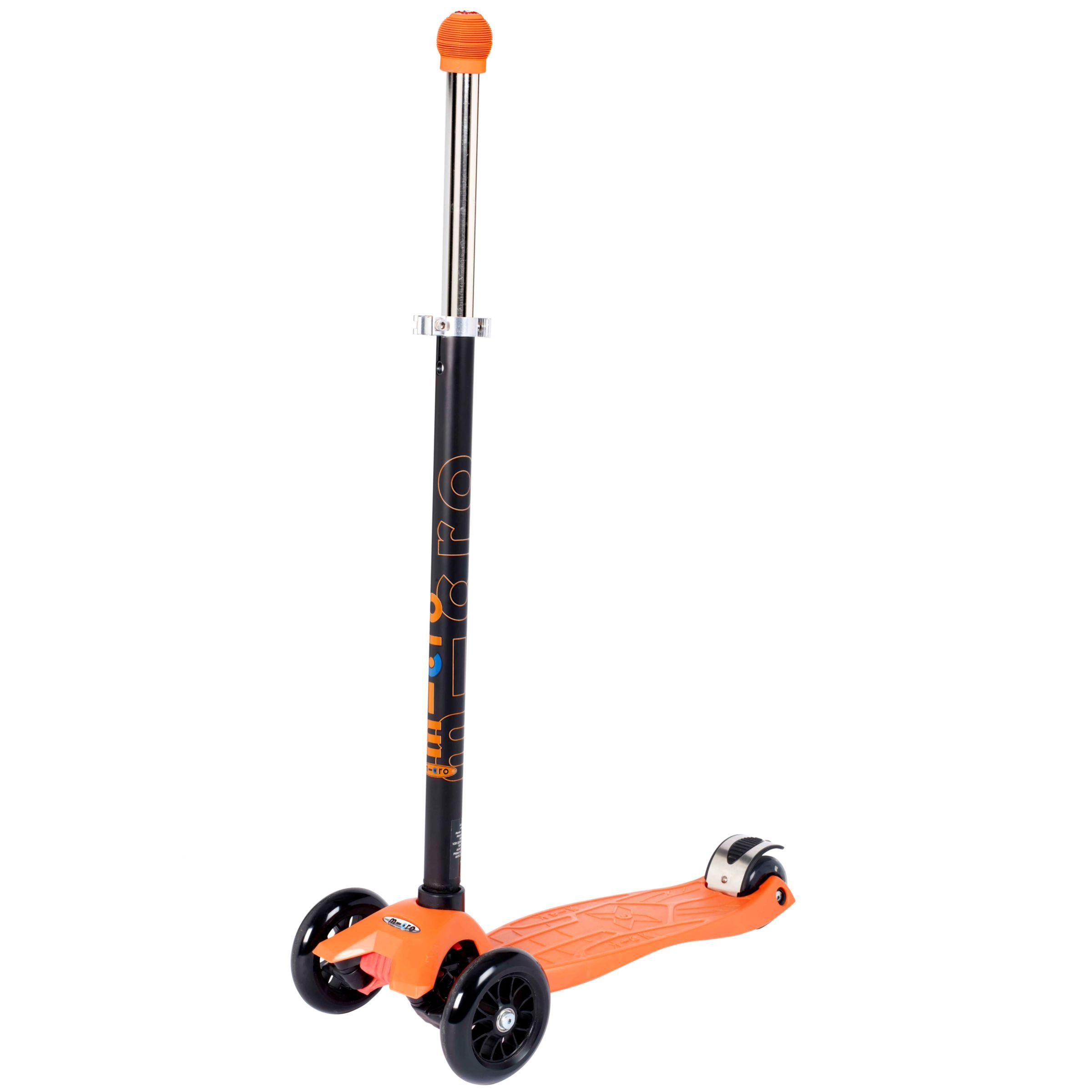 Maxi Micro Joystick Scooter, Orange