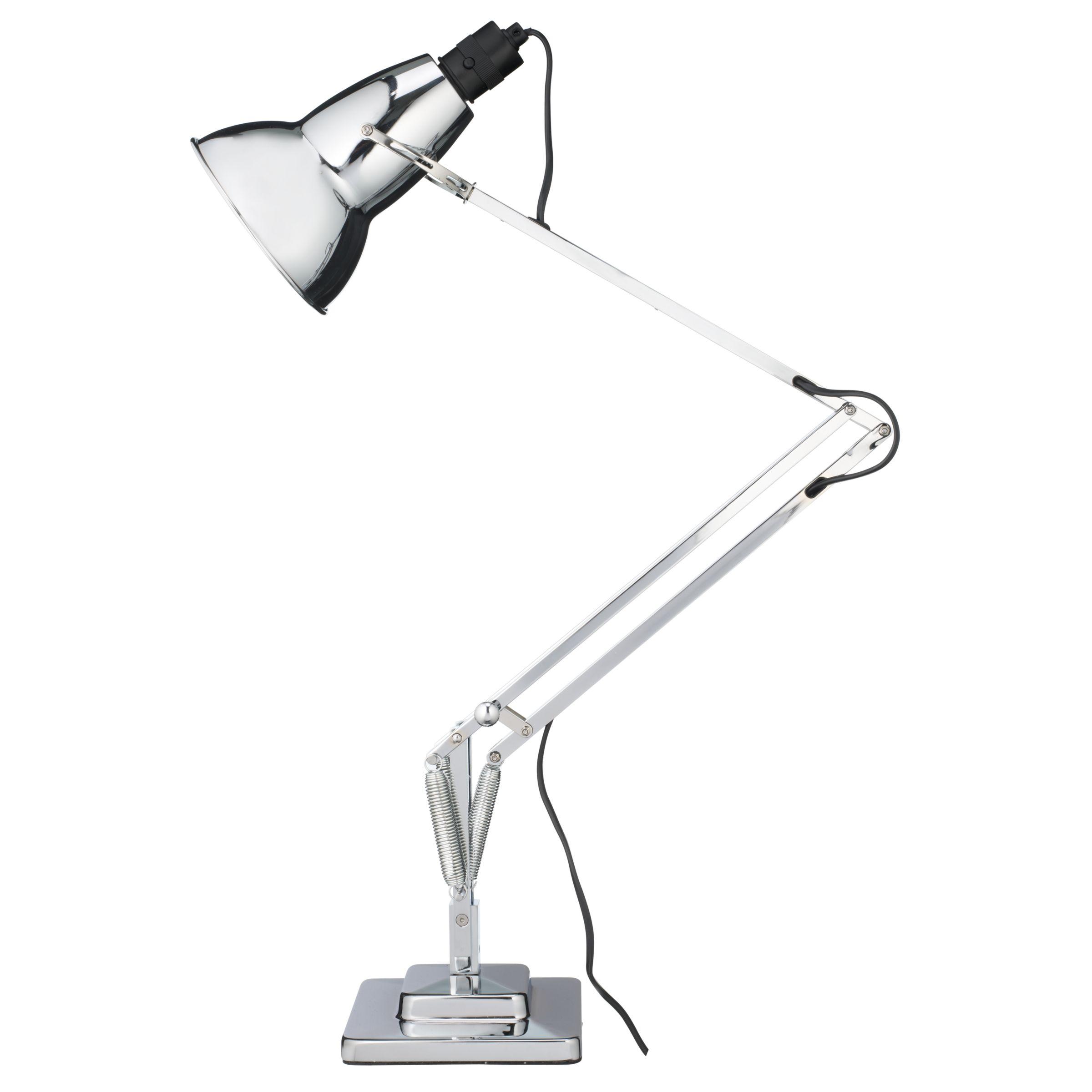 Anglepoise 1227 Lamp, Chrome at John Lewis