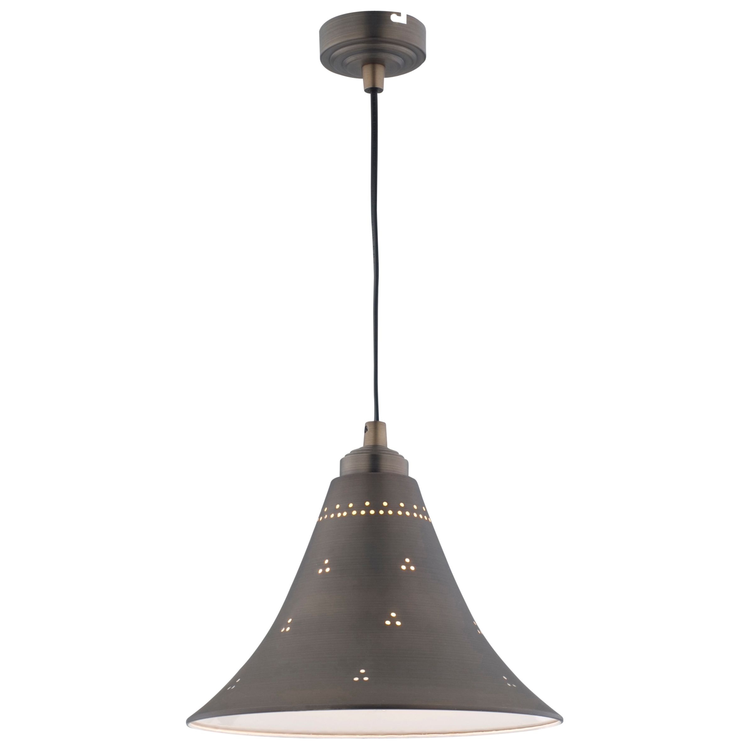John Lewis Ceiling Lights Antique Brass : John lewis delar ceiling light review compare prices