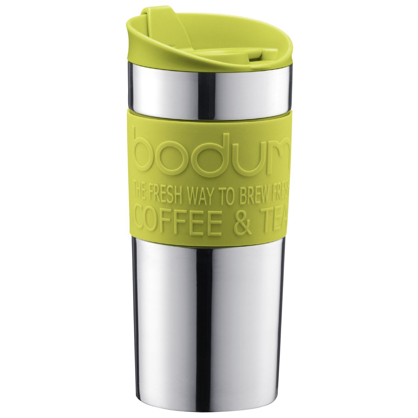Bodum Travel Mug, 0.35L, Green