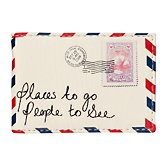 Disaster Designs Paper Plane Card Holder