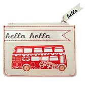 Disaster Designs Pretty City Coin Purse