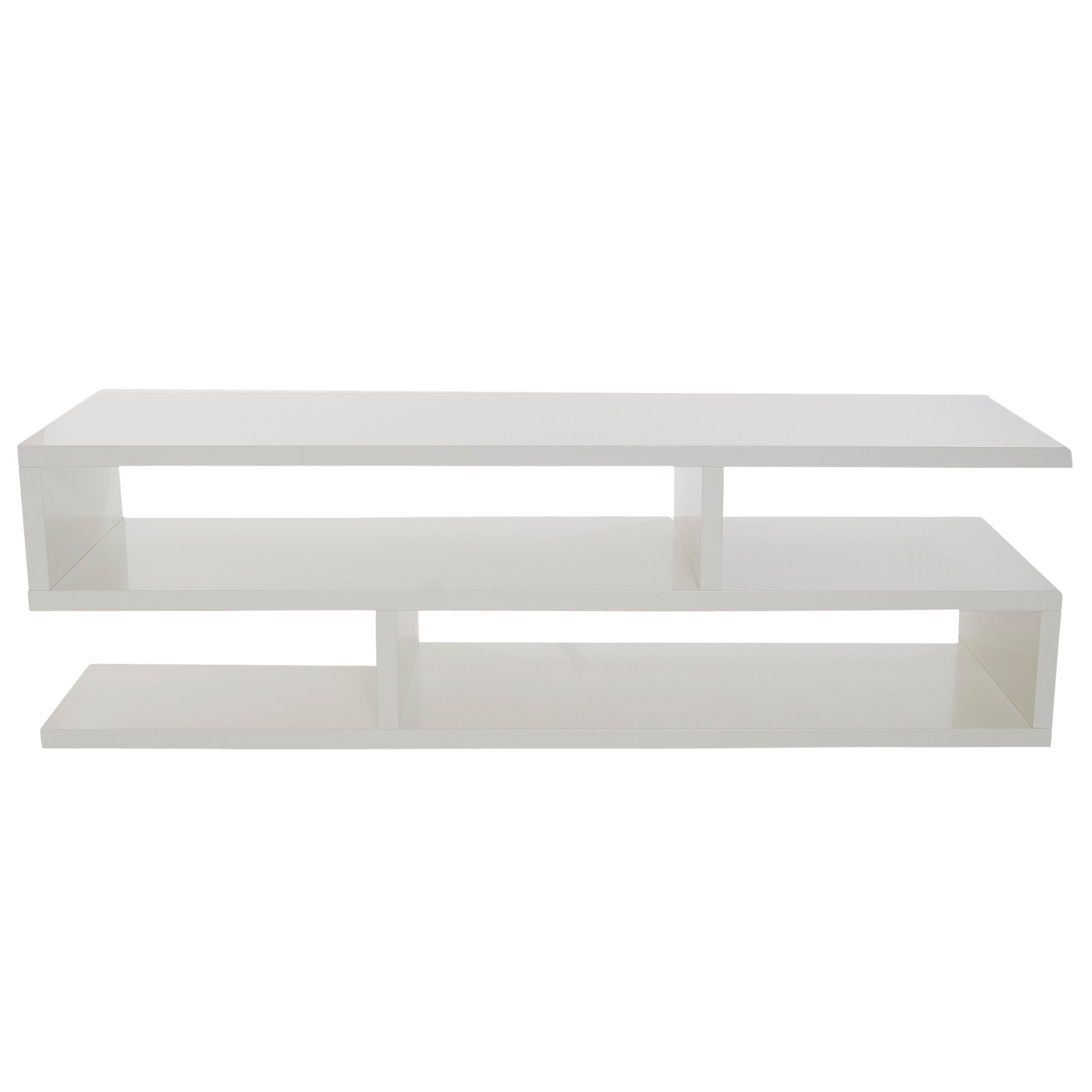 Content by Conran Balance Coffee Table, White at John Lewis