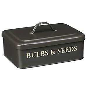 John Lewis Bulbs & Seeds Tin