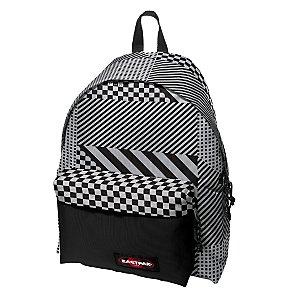 Eastpak Padded Pak'R Print Backpack, Black