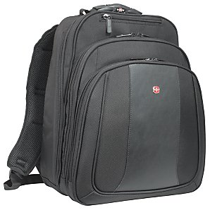 Wenger Brecon Laptop Backpack, Black