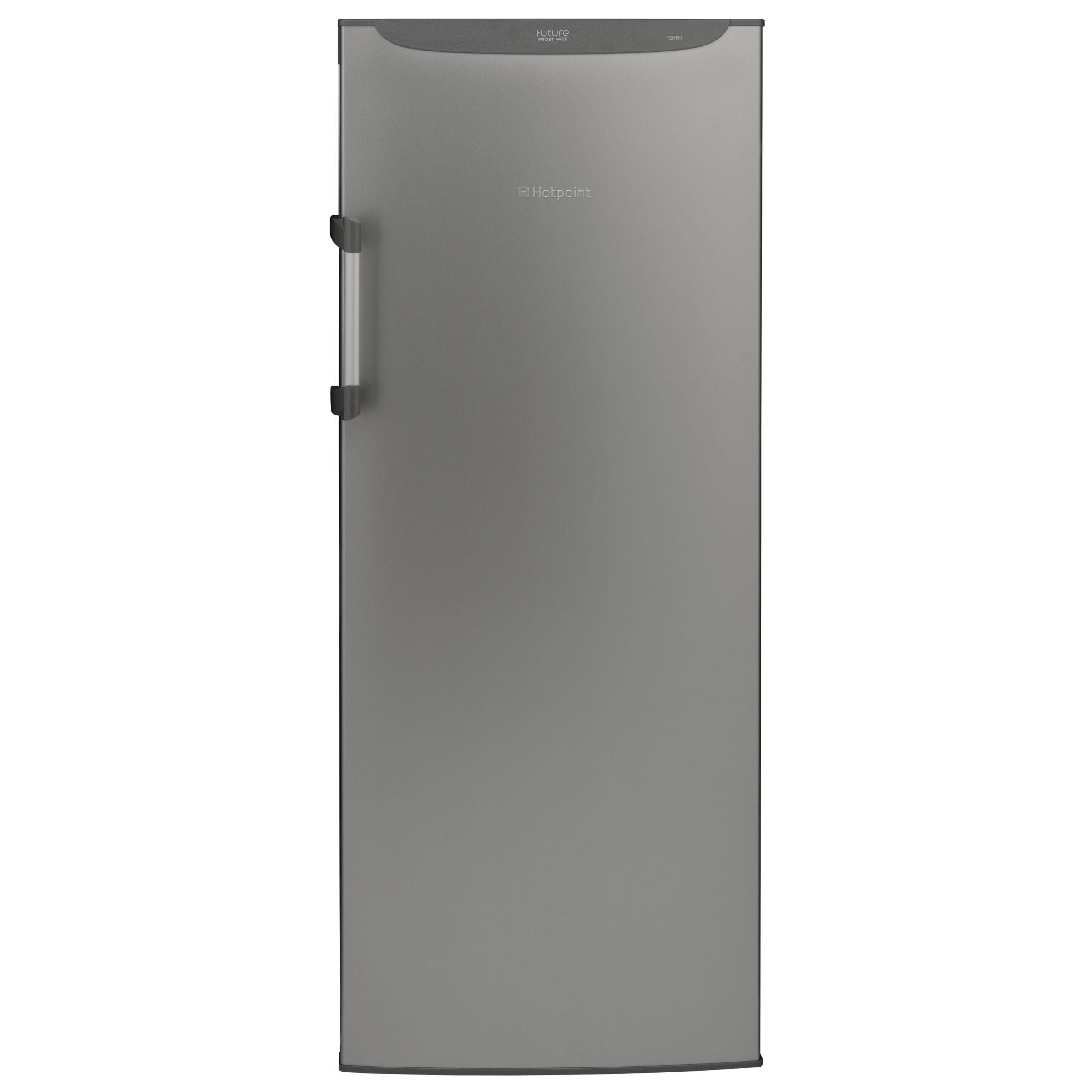 Hotpoint FZS150G Freezer, Graphite at John Lewis