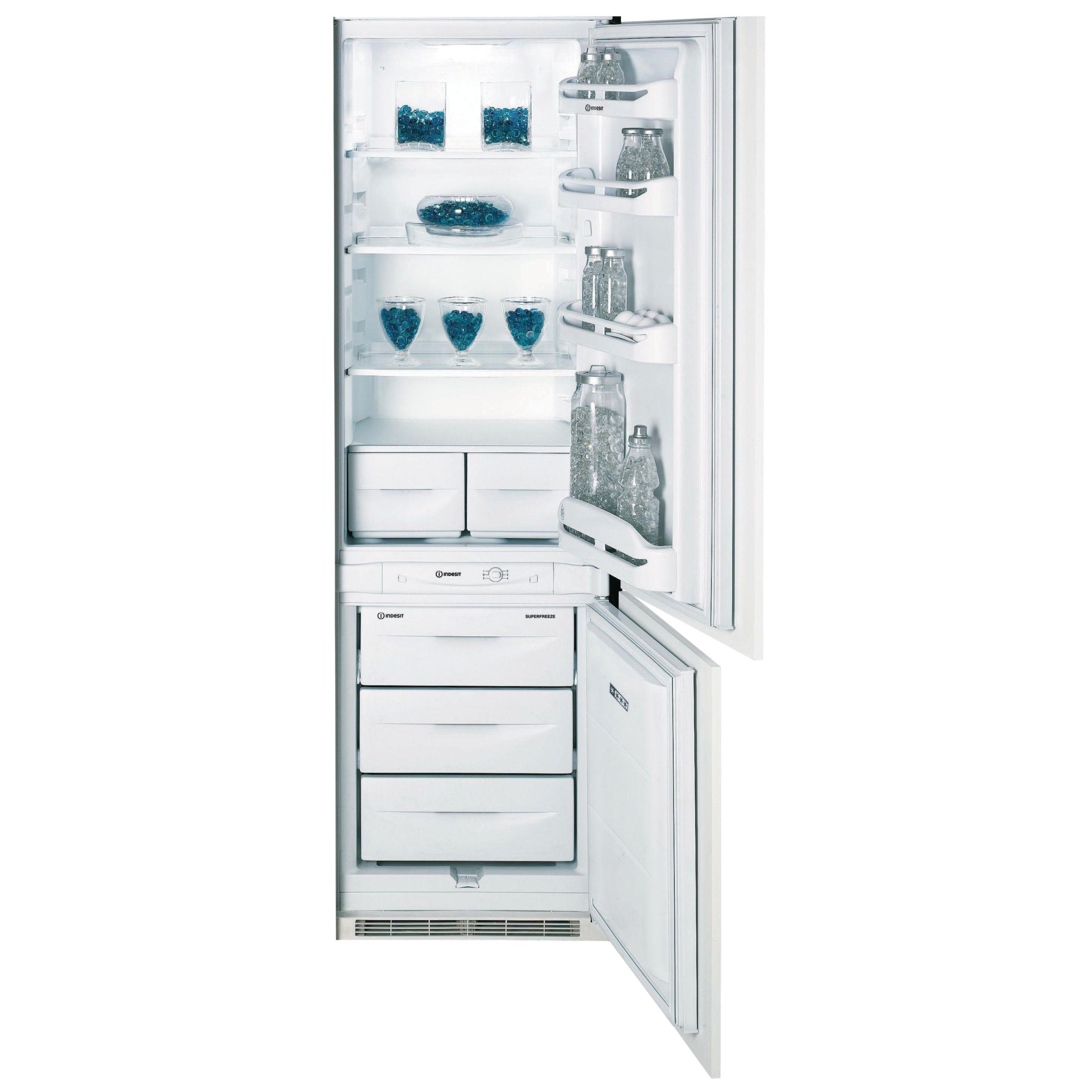 Indesit INCB320AI Integrated Fridge Freezer at John Lewis