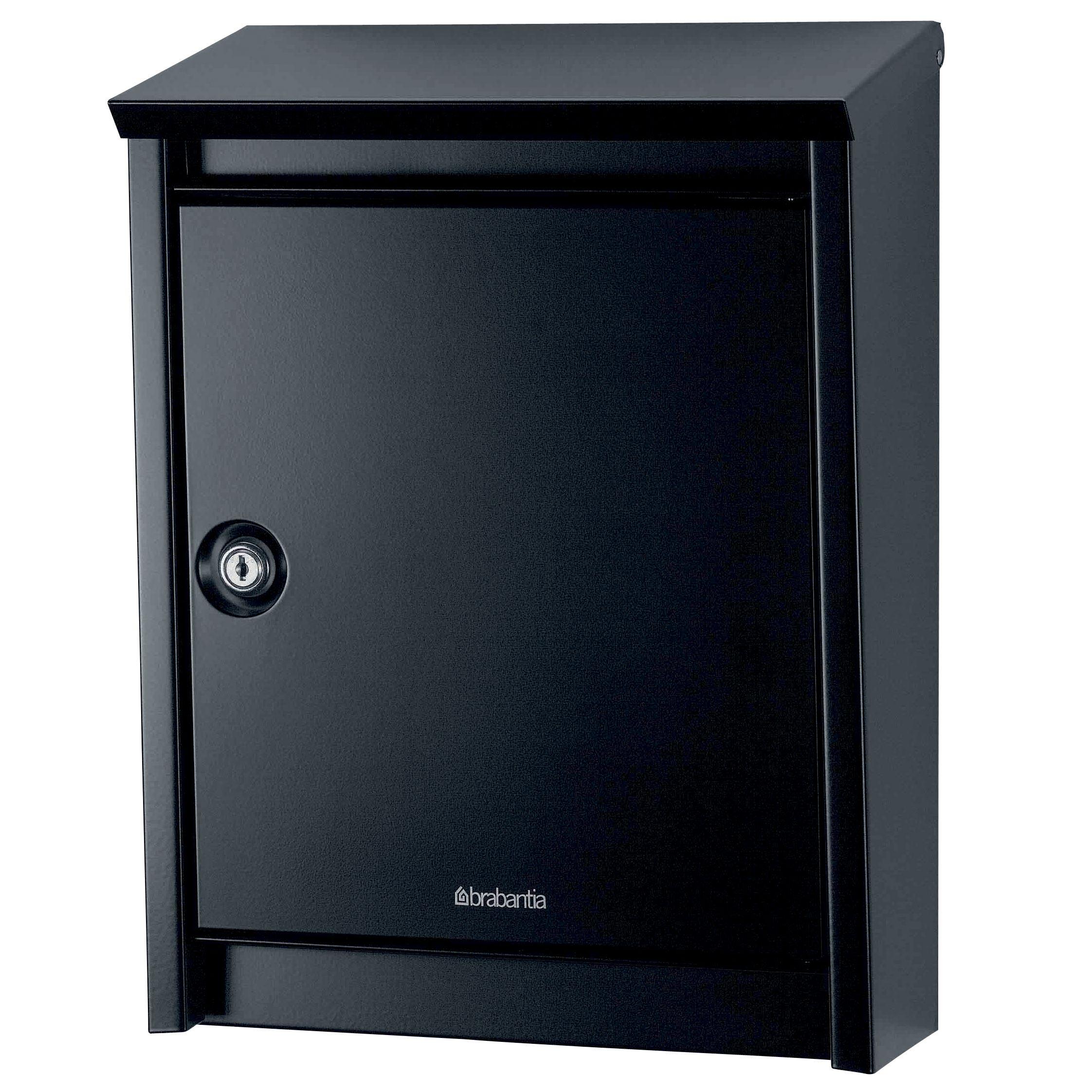 Brabantia Post Box, Black
