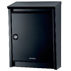 Brabantia Post Box, Black