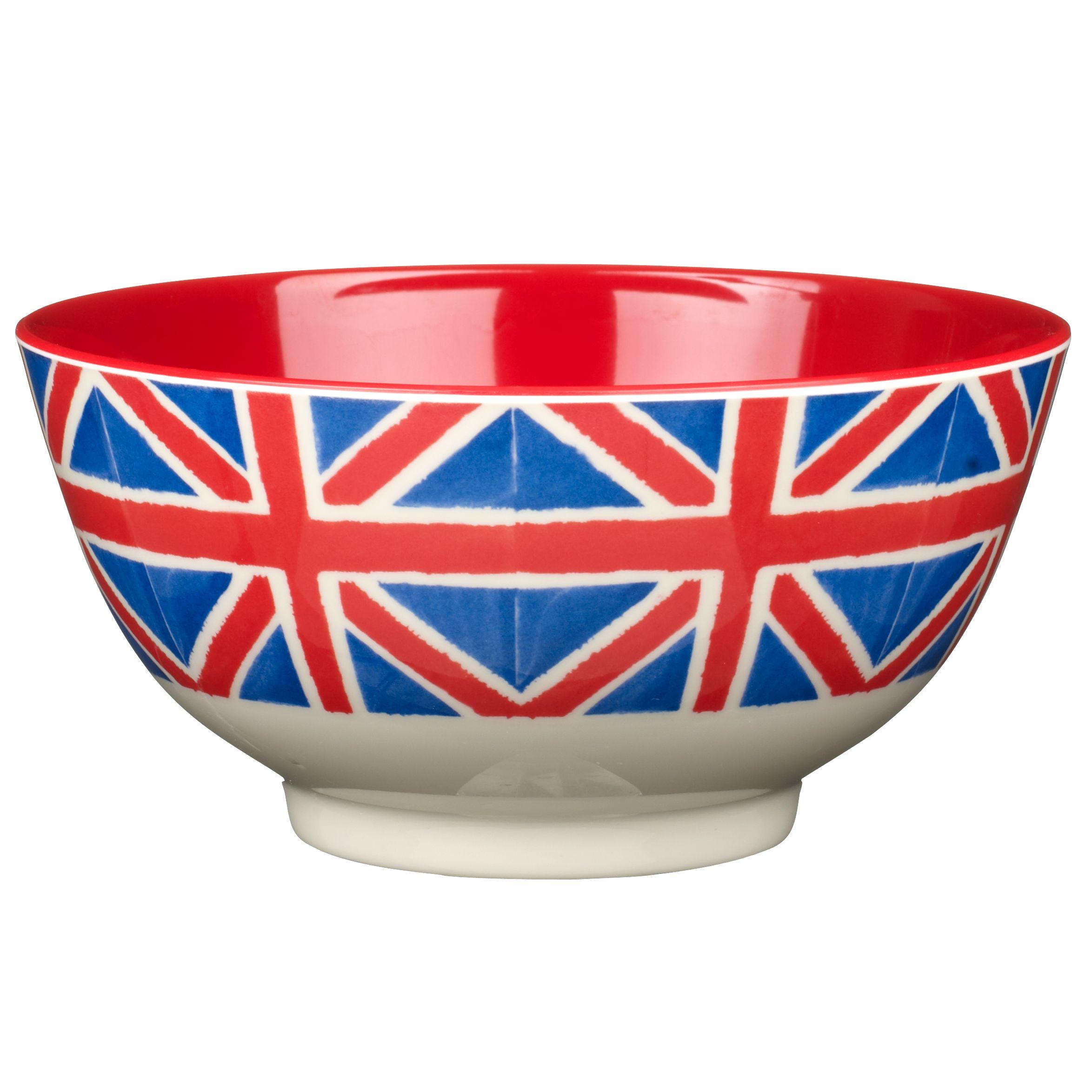 Emma Bridgewater Union Jack Melamine Bowl