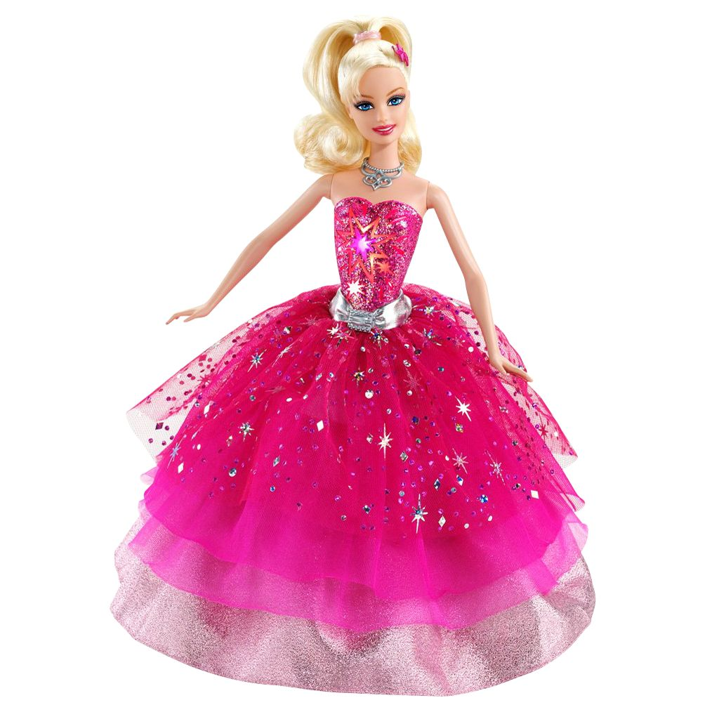 Barbie A Fashion Fairytale: Transforming Doll