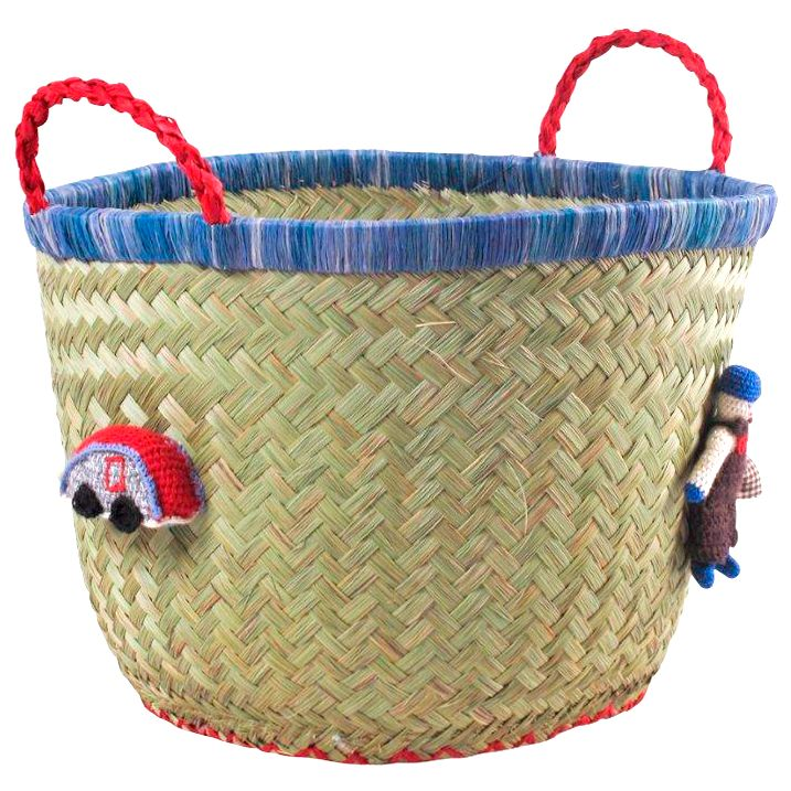Rice Boys' Basket