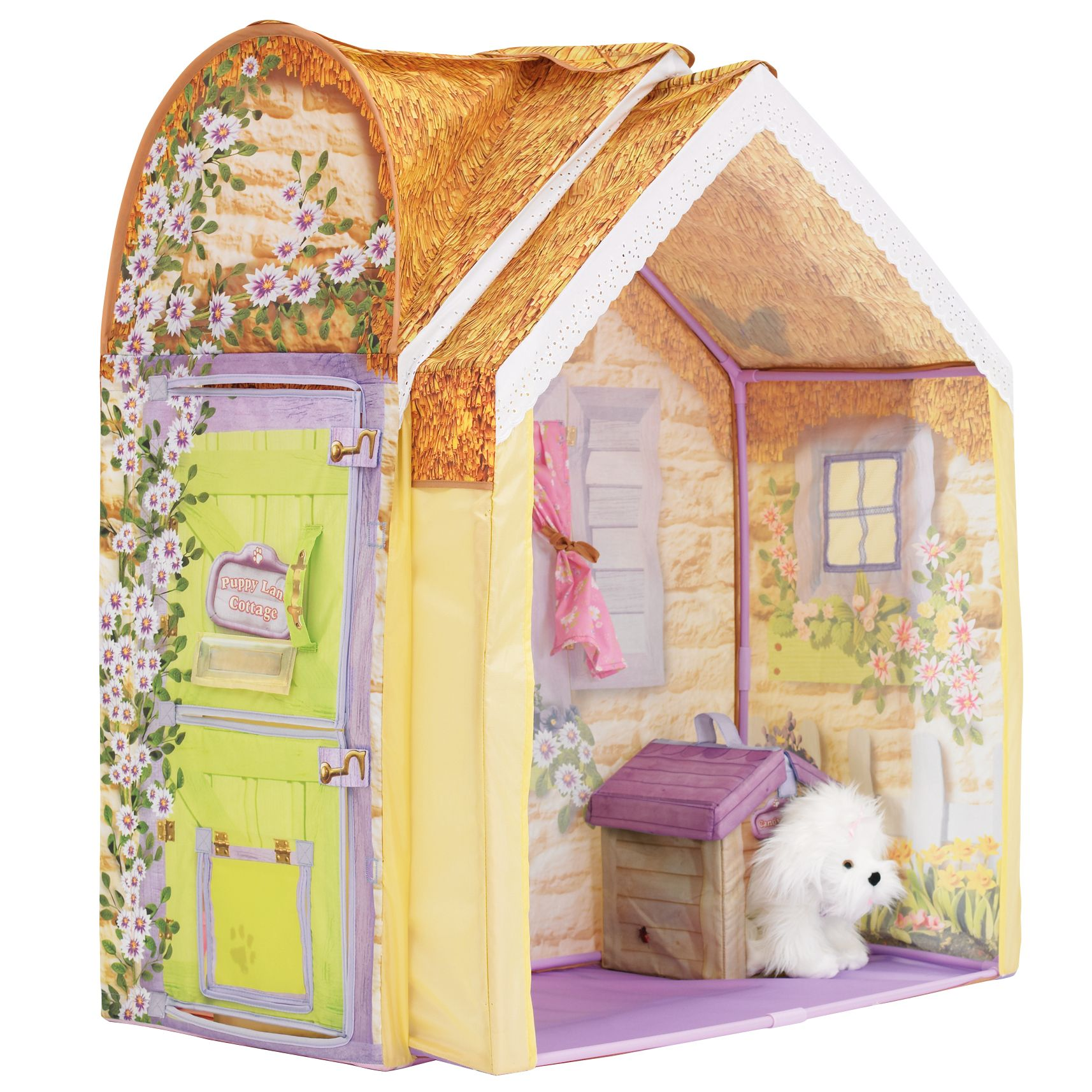Dream Town Puppy Lane Cottage