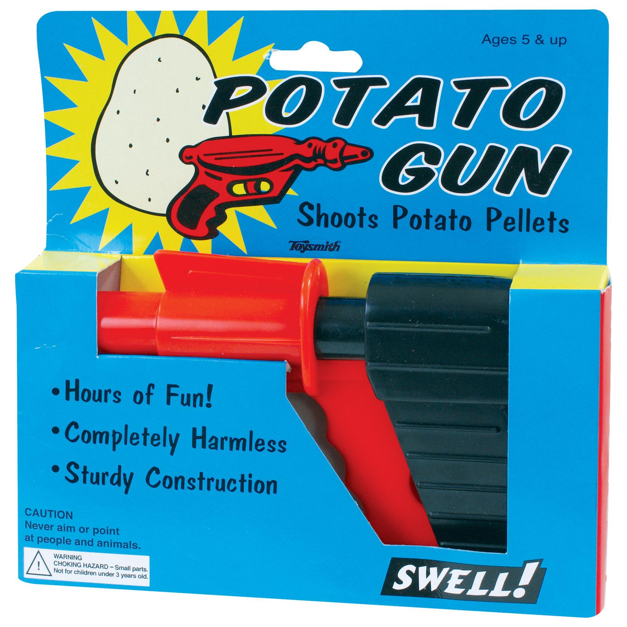 Plastic Potato Gun
