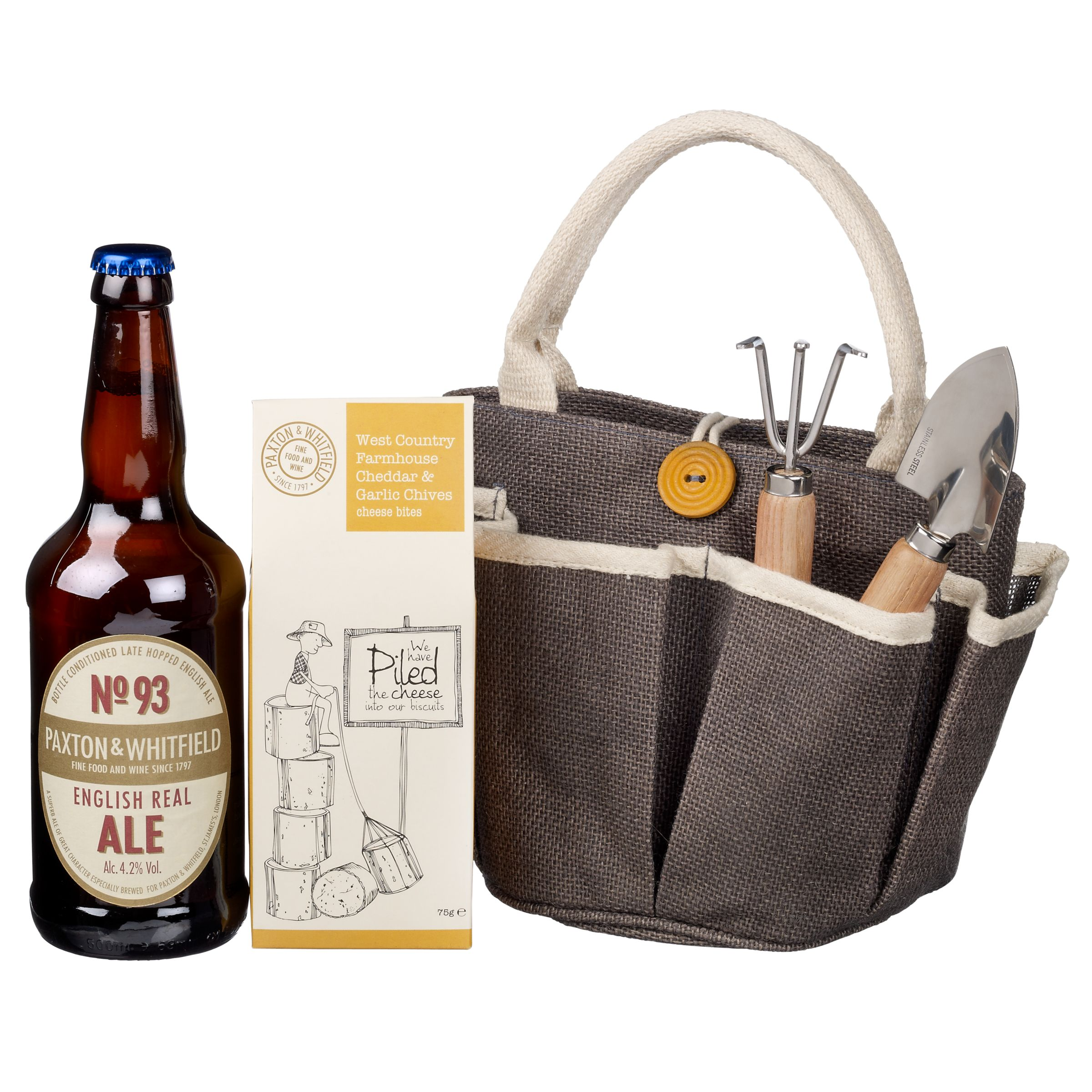 Paxton & Whitfield Gardeners Gift Set