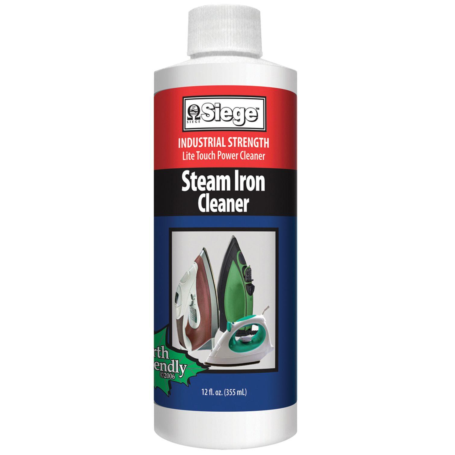 Siege Steam Iron Cleaner