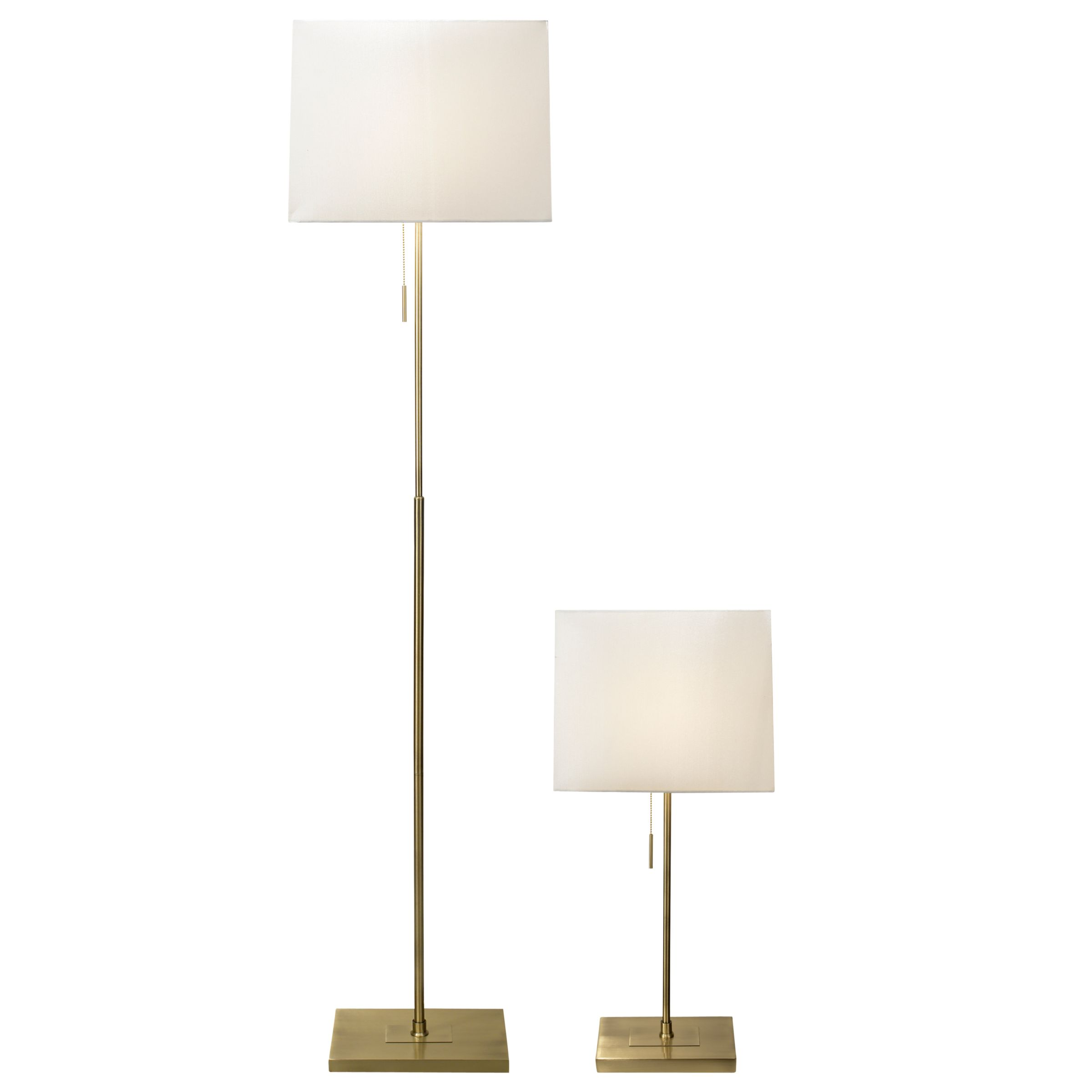 Kayleigh Table and Floor Lamp Duo