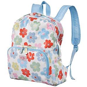 Cath Kidston Flowers Children's Backpack, Multicoloured