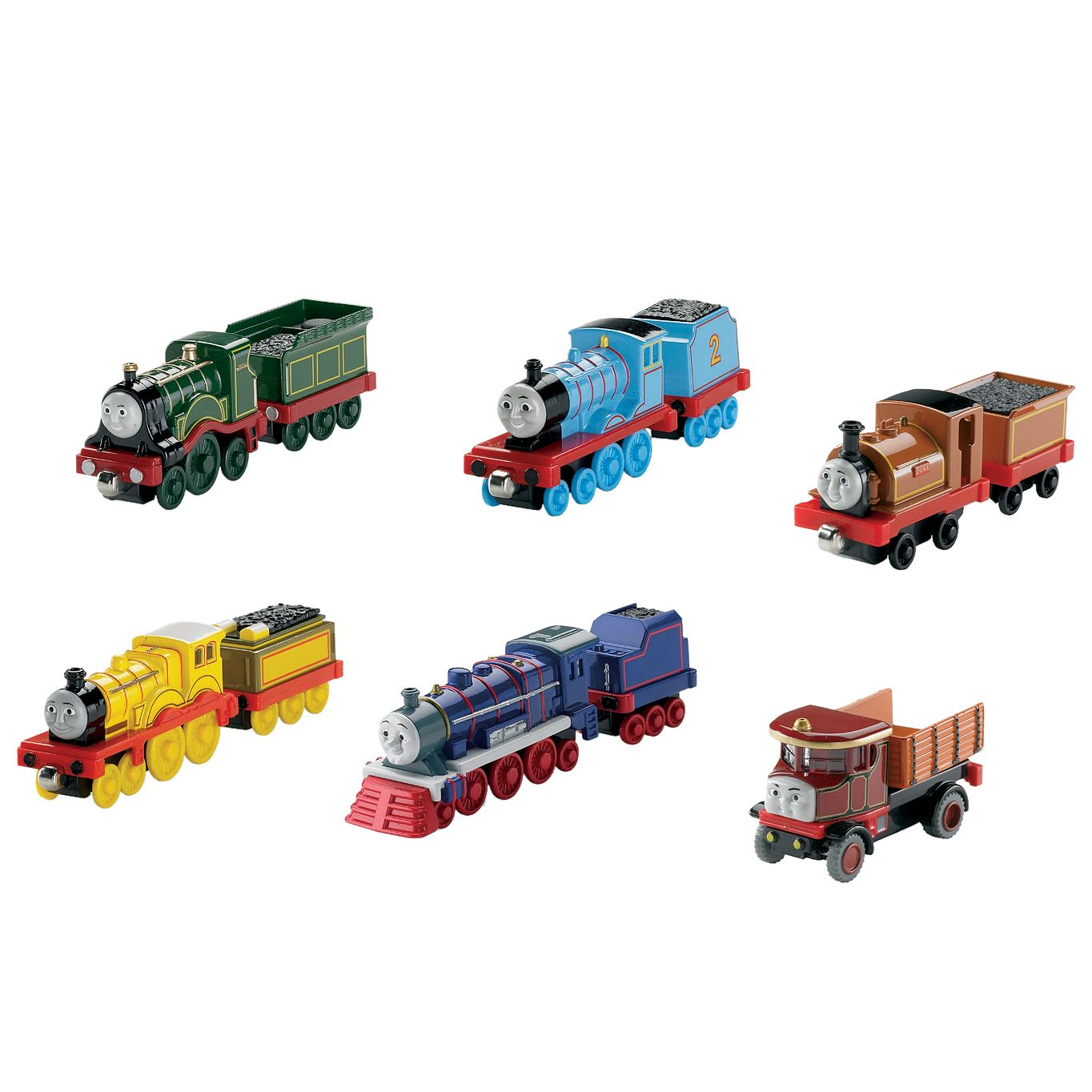 Thomas the Tank Engine Take-n-Play: Medium Sized Engine, Assorted