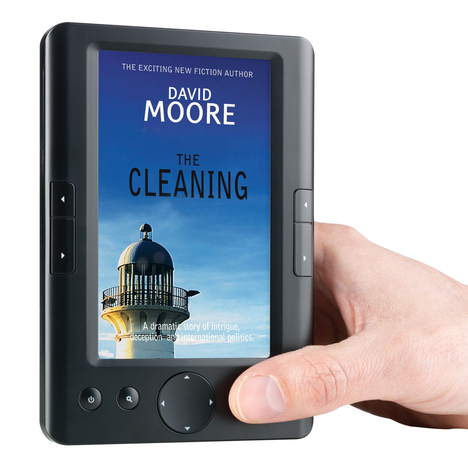 Sovos SVEBK5 B eBook Reader Black