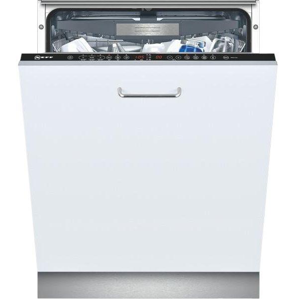 Neff S51T69X1GB Integrated Dishwasher at John Lewis