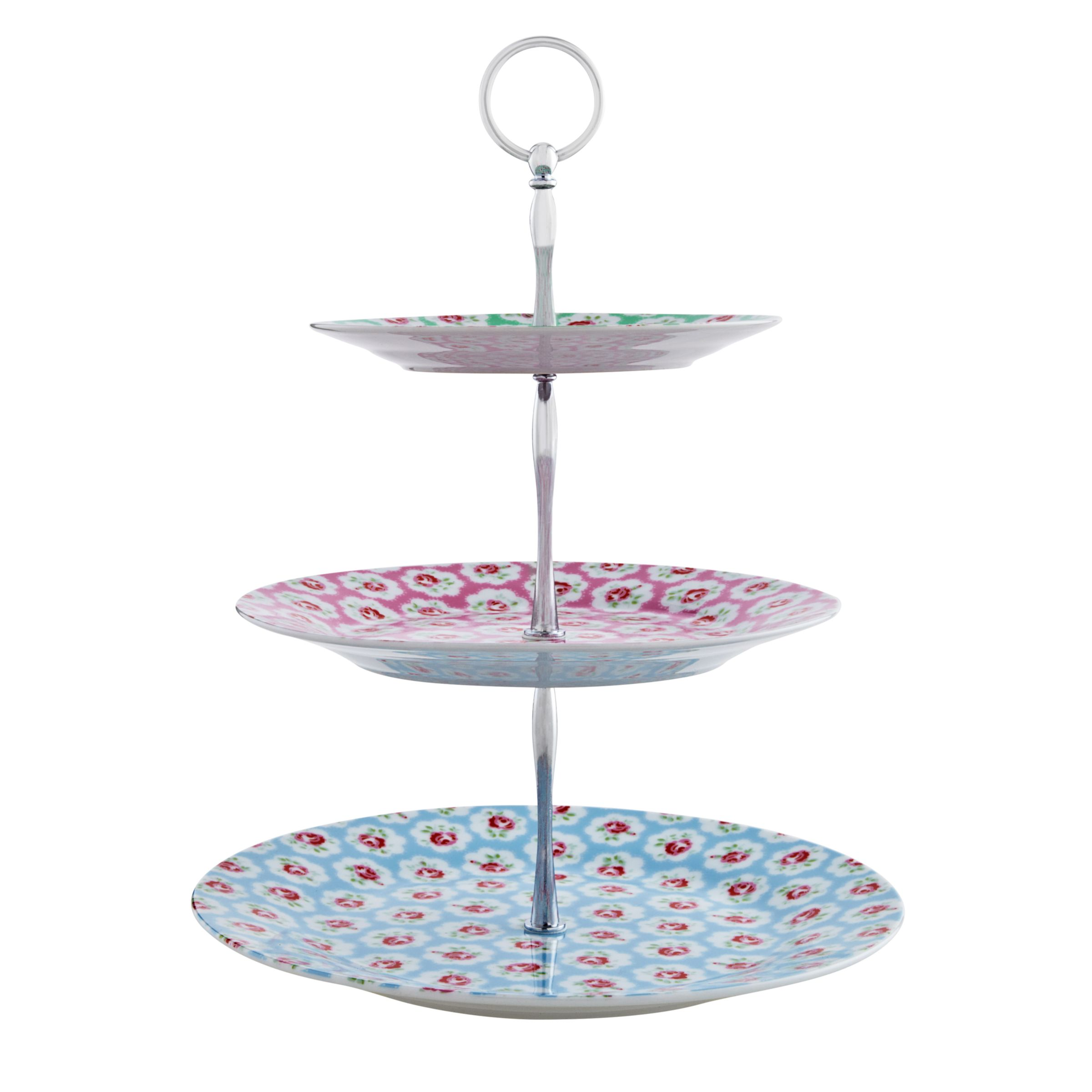 Cath Kidston Cake Stand, Provence Rose