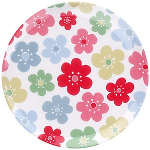 Cath Kidston Multiflower Plate