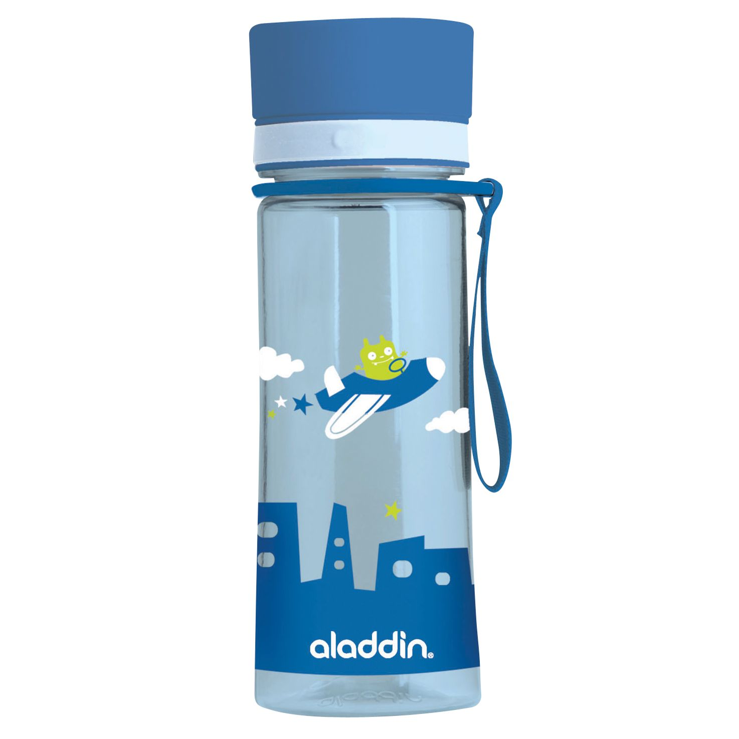 Aladdin AVEO Kids Water Bottle, Blue