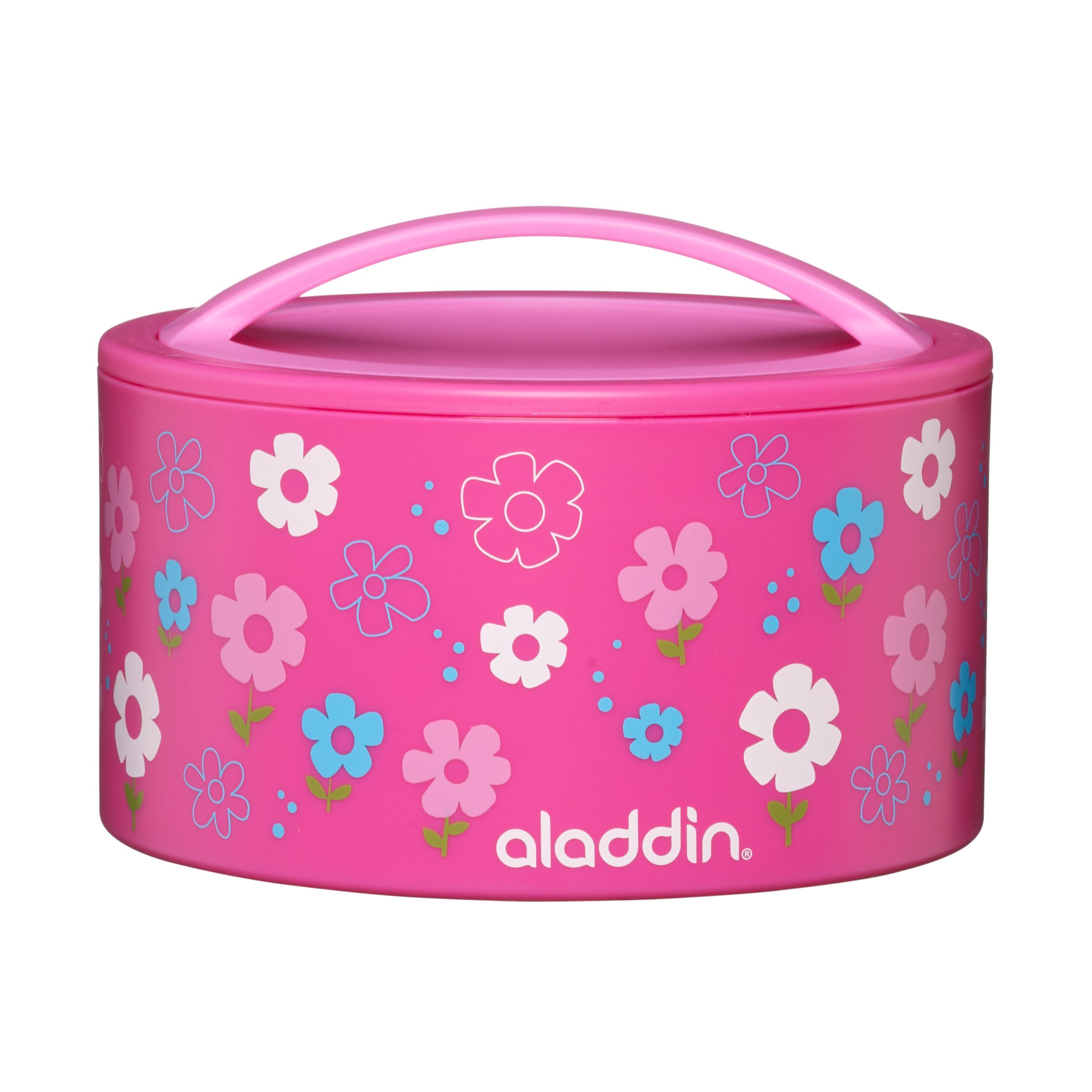 Aladdin Bento Kids Lunch Box, Pink