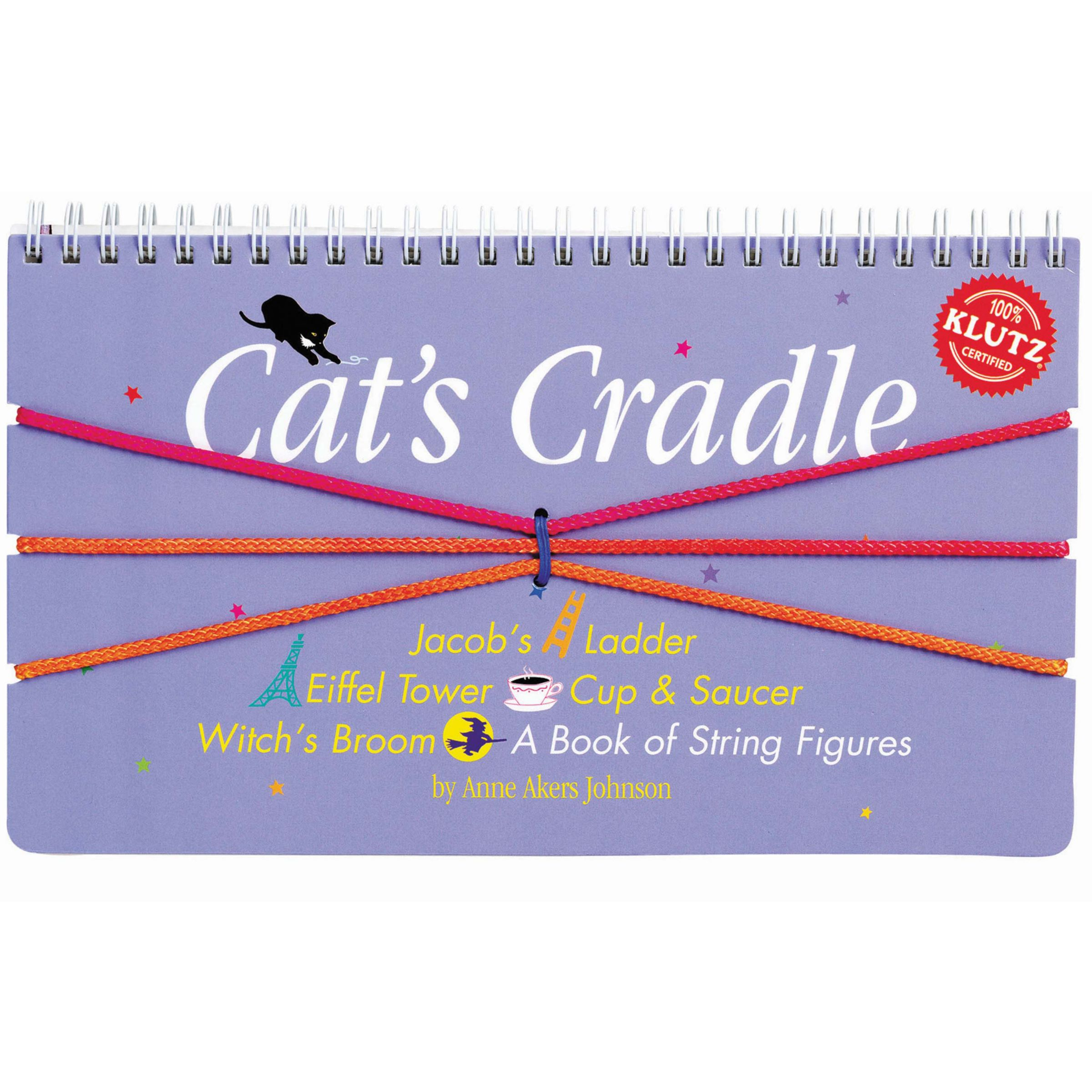 Klutz Cat's Cradle: A Book of String Figures