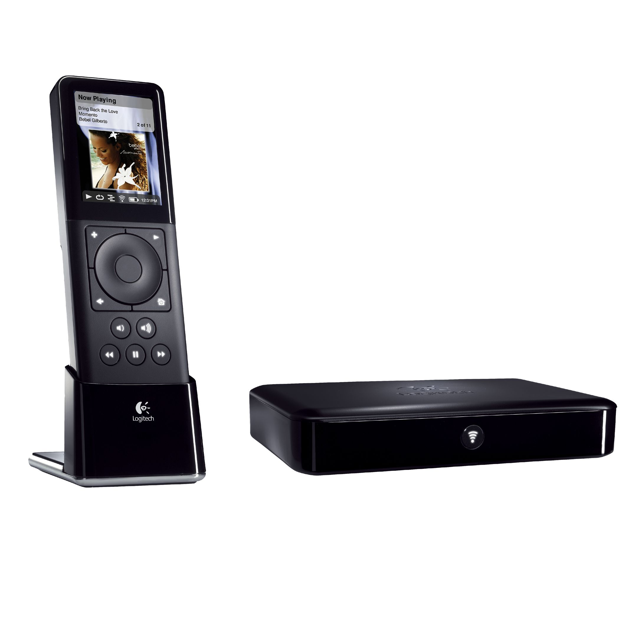 Logitech Squeezebox Duet Wireless Remote and Receiver at JohnLewis