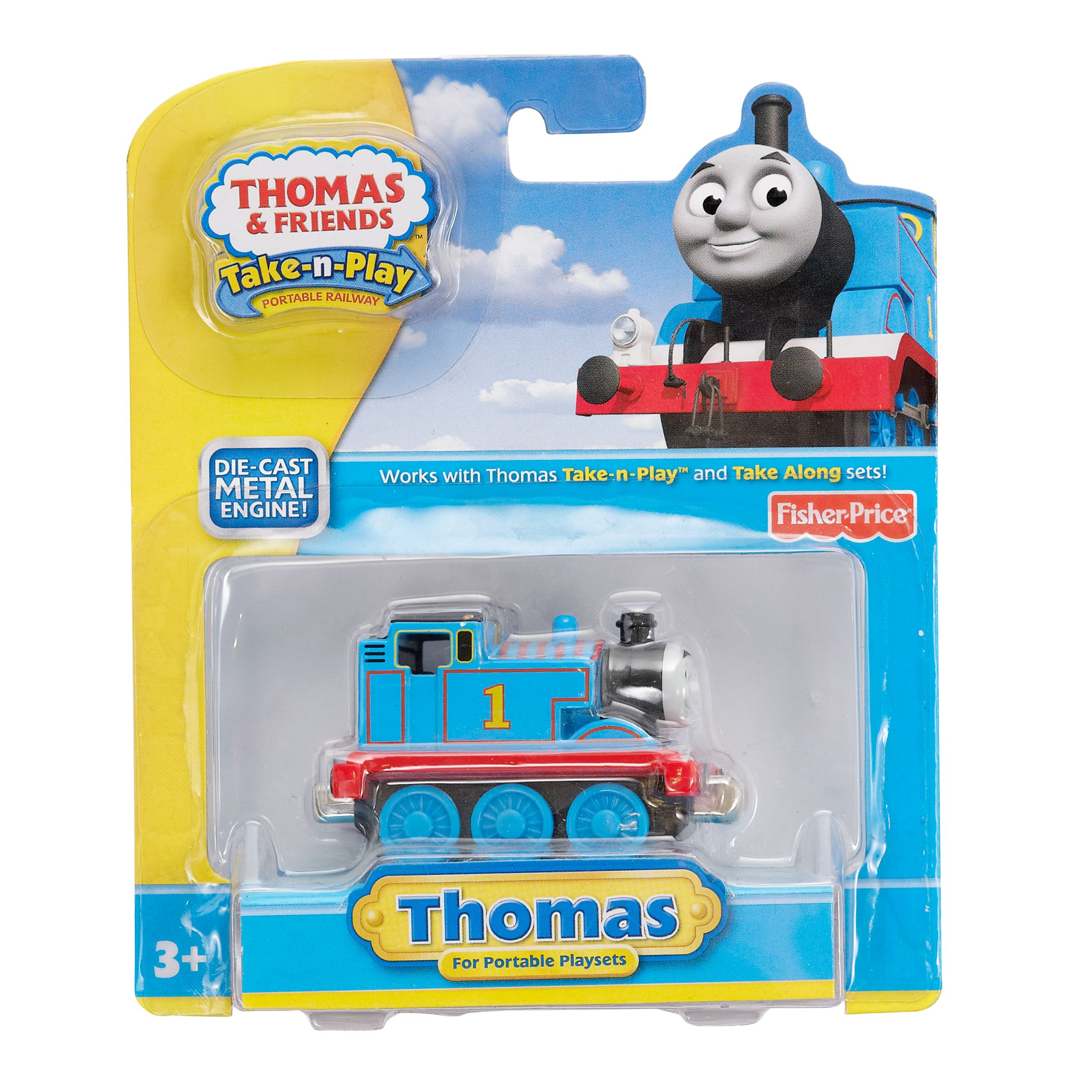 Thomas and Friends, Assorted Engines