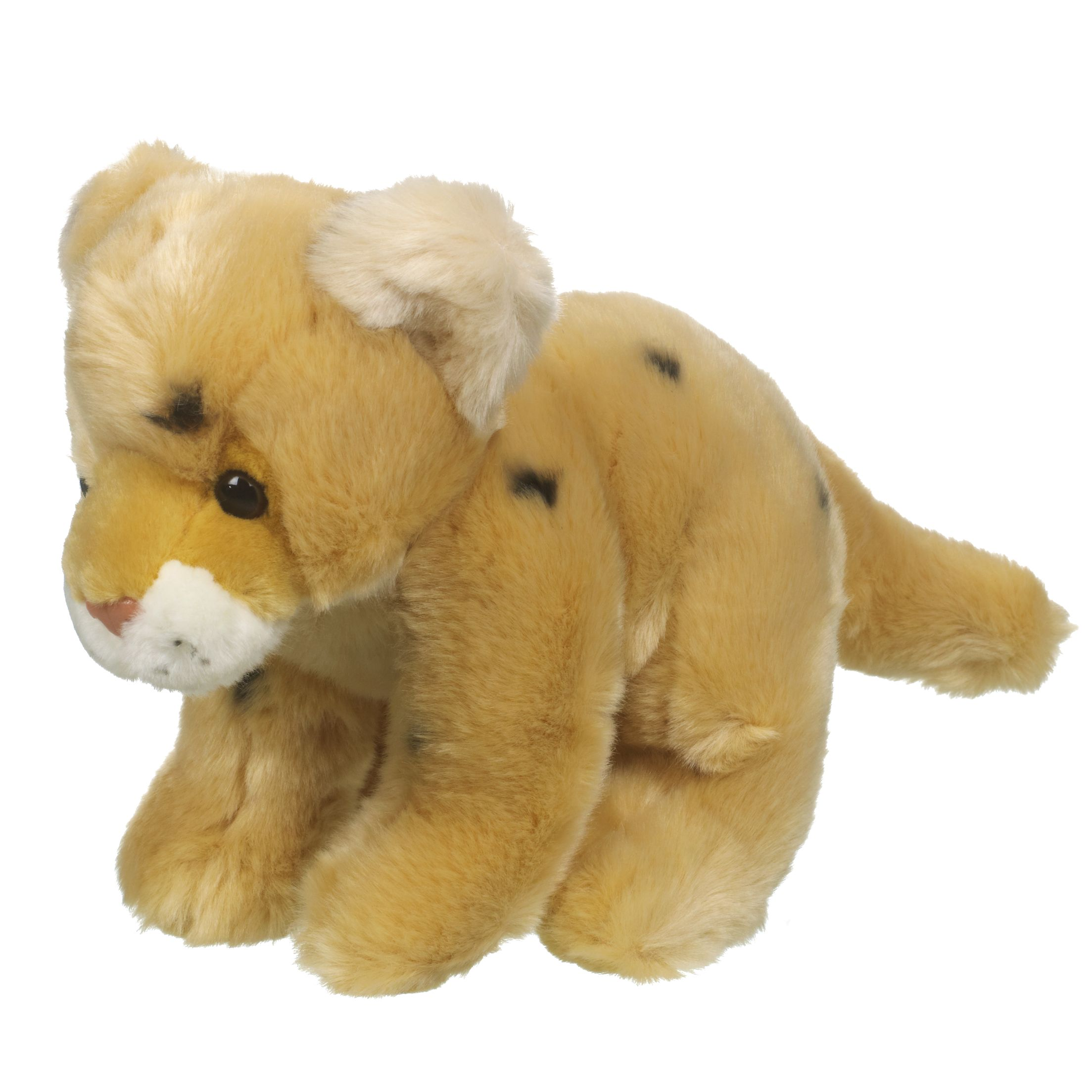 John Lewis Baby Cheetah Soft Toy