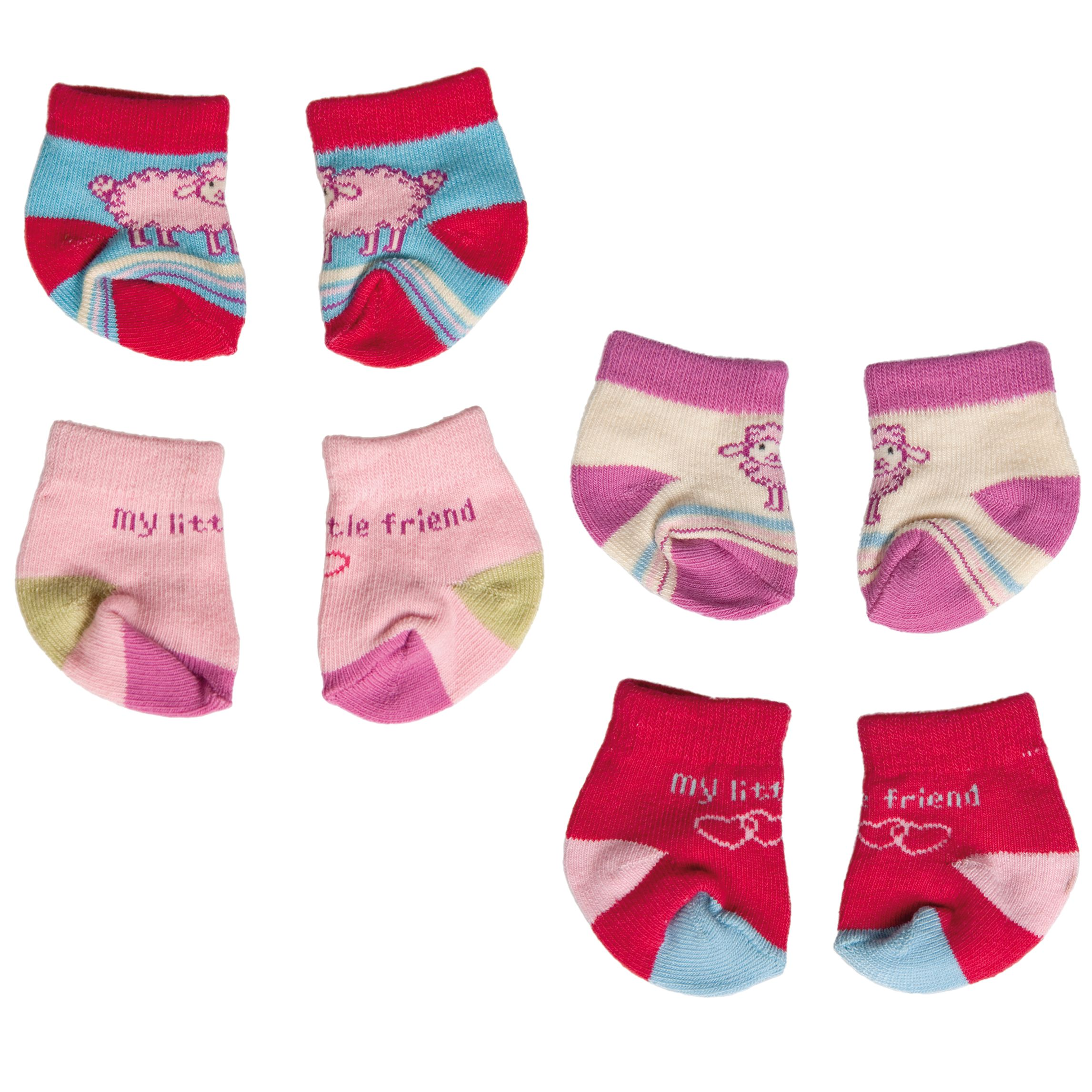 Baby Annabell Socks, Assorted