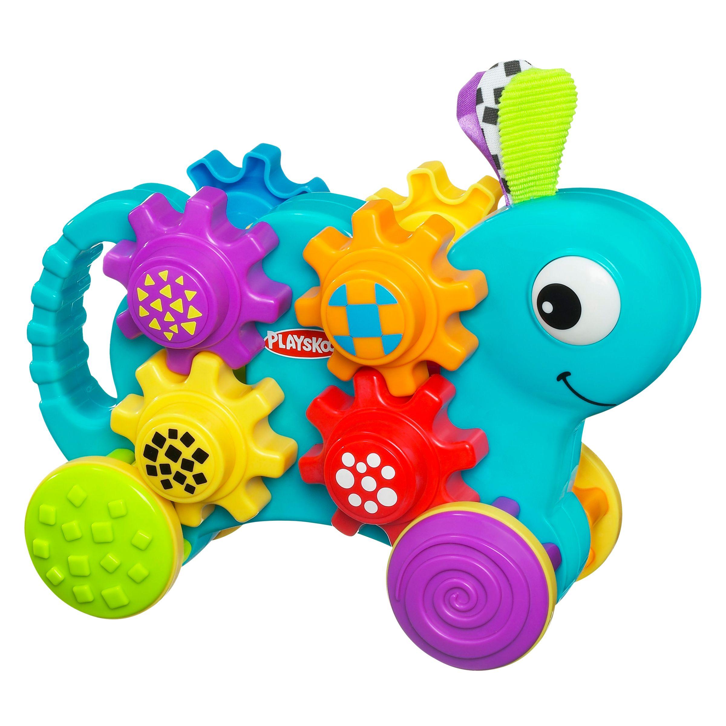 Playskool Explore N Grow Push N Stack Gears