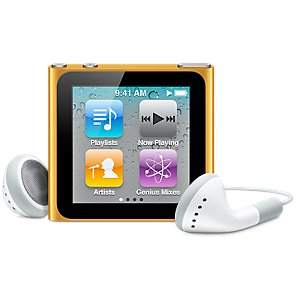 iPod Nano 6th Gen