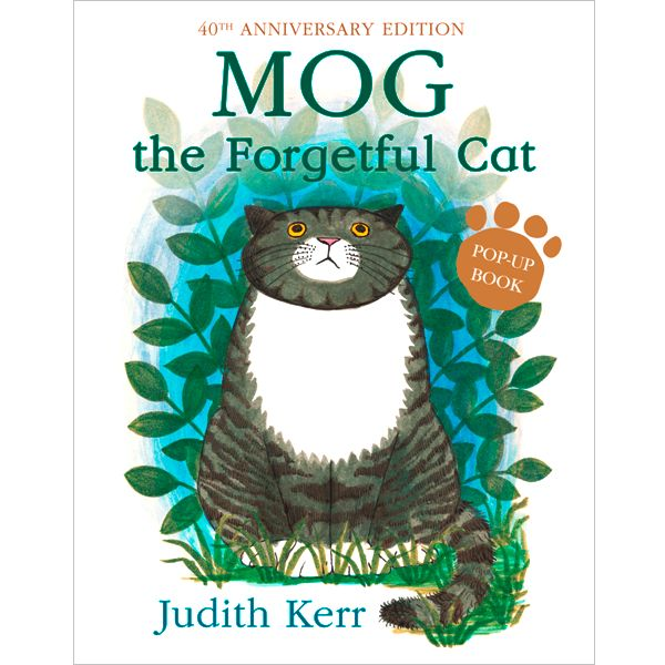Mog The Forgetful Cat Pop-Up Book