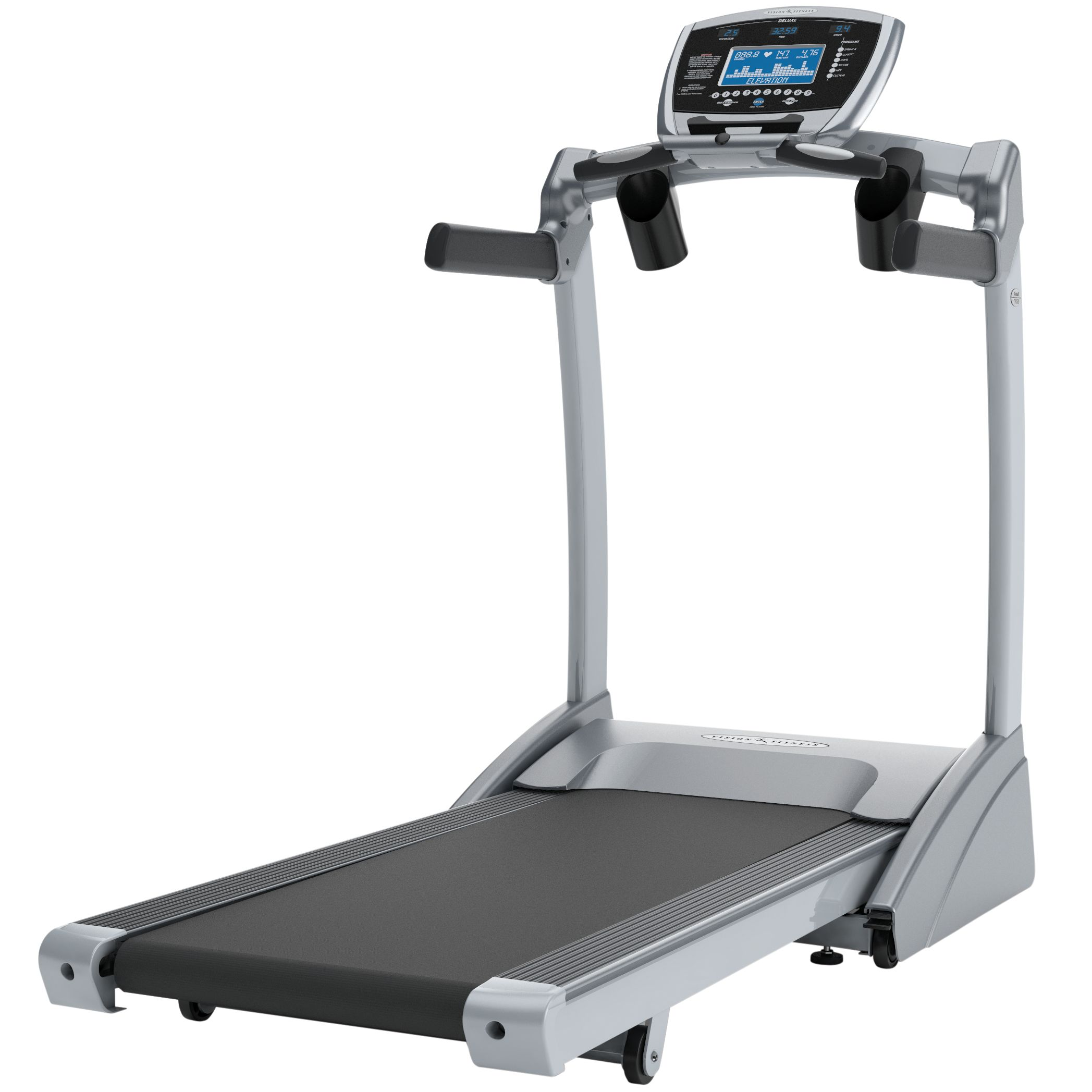 T9250 Folding Treadmill with
